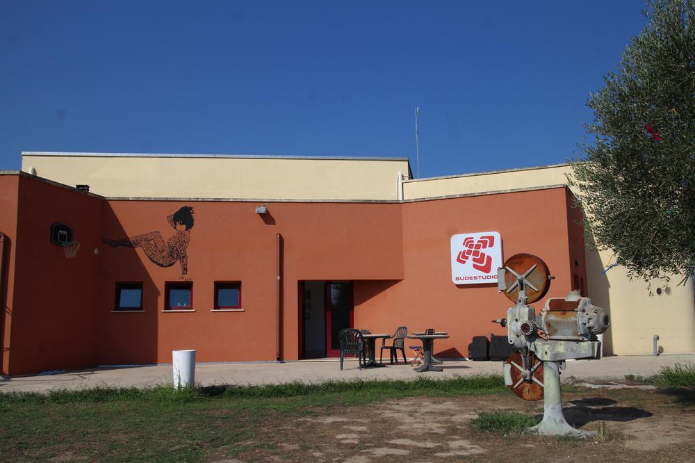 南イタリアのレッチェの郊外にあるSUDESTUDIO