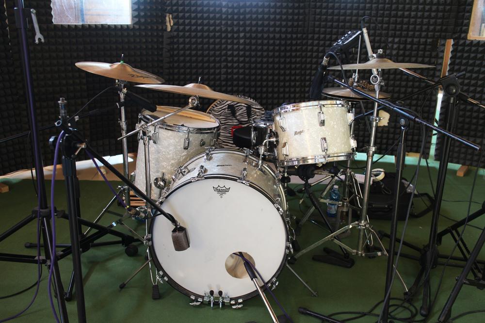 ビートルズも愛用したロジャースのドラムス