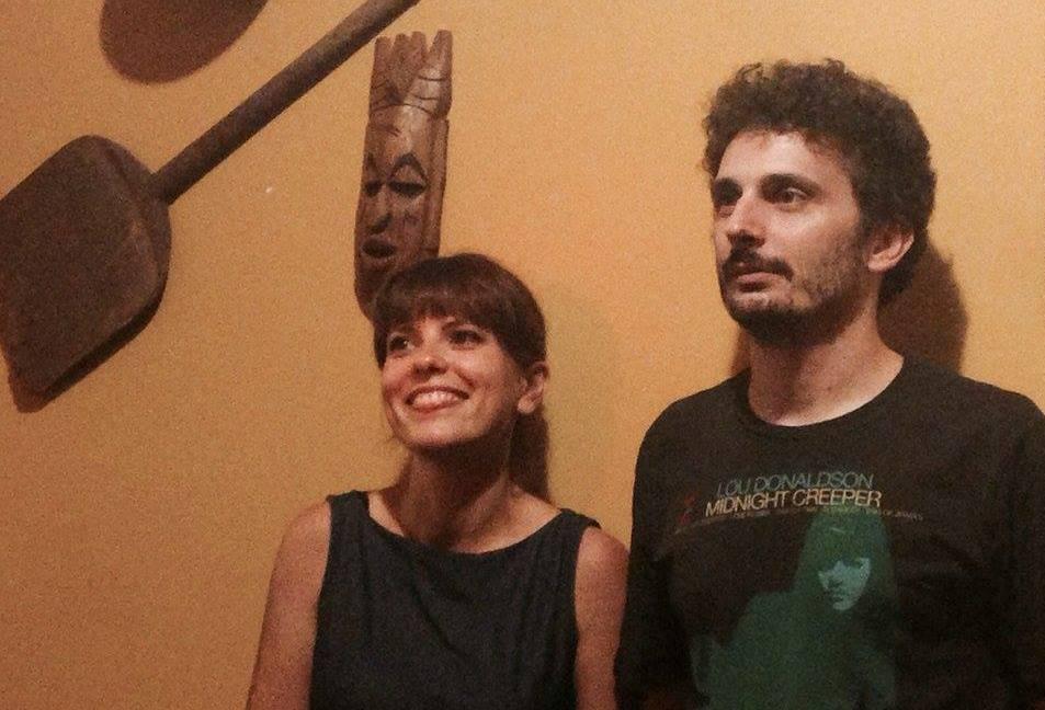 アリーチェ・ロッシとジョルジオ・トゥマ